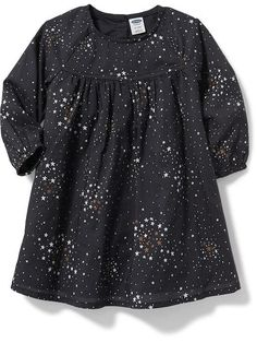 Star dress. Perfect for a Twinkle Twinkle Little Star party!