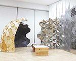 2014年東京芸大の作品「デジタルファブリケーションで探る自由な形態の可能性」