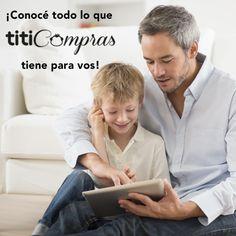 ¡En #Titicompras podés encontrar los mejores productos para toda la familia!