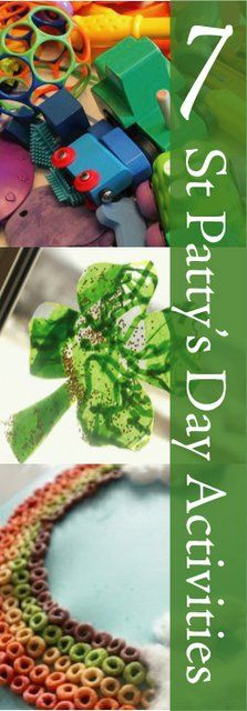 7 St. Patrick's Day Crafts and Activities for Kids