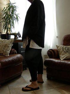 giacca nera di lino di LaSartoriaArtigiana su Etsy