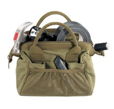 Rothco Heavyweight Canvas Platoon Tool Bag * Click on the image for additional details.