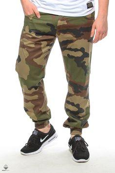 Spodnie Metoda Sport Jogger MH Crooks And Castles, Stussy, Nike Sb, Streetwear, Joggers, Camo, Denim, Fit, Clothing