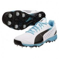 cdce7a6fd8fd 2015 Puma evoSpeed Cricket Spike 1.3 Shoes