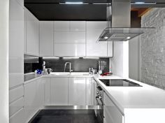 Small U Shaped Kitchens Contemporary   Google Search