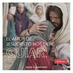 """""""El amor de Jesucristo nos debe guiar a ser sensibles a las necesidades de los que podemos ayudar en alguna manera."""" :) #ldsconf #caridad #servicio"""