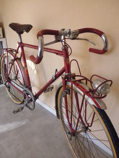 SUPERBE RANDONNEUR 1950-ROUTENS/HERSE/SINGER-FRENCH BIKE COLLECTION | eBay