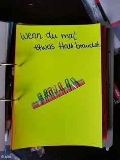 Wenn du mal etwas Halt brauchst ... #wennbuch