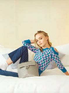 You Know You Want to See What's In Lily-Rose Depp's Bag via @WhoWhatWear