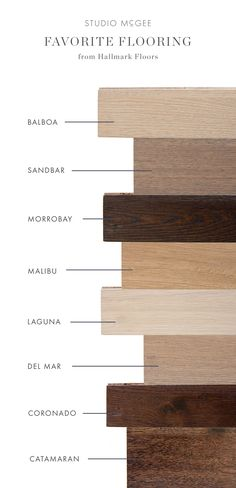 Our favorite Hallmark floors - engineered hardwood wide-plank: Studio McGee Home Renovation, Home Remodeling, Studio Mcgee, Studio Apt, Small Studio, Engineered Hardwood Flooring, Hardwood Floors, Diy Wood Floors, Wood Stain