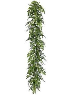 Find affordable trending wedding decorations like this gorgeous, artificial mixed fern garland in green. This luscious fern greenery garland is perfect to dress up with silk flowers to create a DIY fl Fern Wedding, Orange Wedding Flowers, Cheap Wedding Flowers, Wedding Table Flowers, Wedding Flower Arrangements, Silk Flowers, Dream Wedding, Wedding Greenery, Sage Wedding