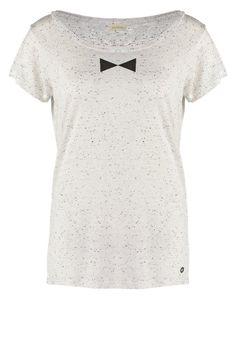 Promo Nümph BOWI - T-shirt imprimé - birch gris clair: 20,95 € chez Zalando (au 26/12/15). Livraison et retours gratuits et service client gratuit au 0800 490 80.