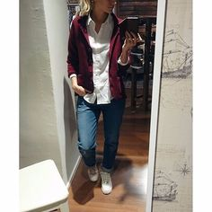 #regram from @marinevestem Loving the outfit, casual but still dressed. Kerstin jacket looks good on you. #fashion #holebrook #swedishknitwear #FW15 #autumn #knitting #knit #ladies #mens #Coastal #holebrooksweden #design #Wool #cotton #Sweden #trend #svensktmode #kustliv #höst #stickat #tröjor #dam #herr