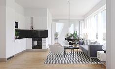 Myydään Kerrostalo, Yksiö - Tampere, Keskusta, Kansikatu 1 B98 - Etuovi.com 7924952 Contemporary, Rugs, Home Decor, Farmhouse Rugs, Decoration Home, Room Decor, Home Interior Design, Rug, Home Decoration