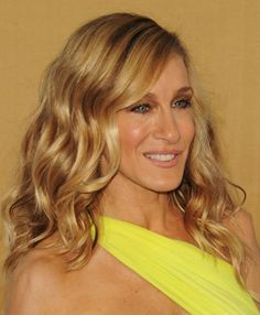 "Hair Color Ideas: 20 To-Die-For Shades You Need to Check Out: Sarah Jessica's ""Bronde"" Hairstyle"
