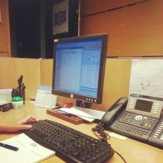 Fotos de nuestro día a día en las oficinas de ATE