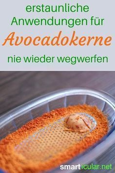 Wenn du Avocados liebst, dann nutze sie ganz und wirf den Avocadokern nicht einfach weg! Es gibt ein paar geniale Tricks, wie du den Kern nutzen kannst!