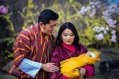 Butão planta mais de 100 mil árvores para celebrar nascimento de príncipe