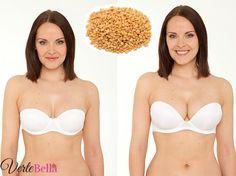 Como usar fenogreco para aumentar el busto y glúteos - Verte Bella Natural Medicine, How To Get Bigger Breats, Augmentation, Bra Inserts, Descubra, Bella, Muscles, Beauty Routines, Workouts