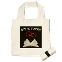 Reusable Shopping Bag for Your Many Trips to the Book Store!  http://www.cafepress.com/bookloversstuff.740488804