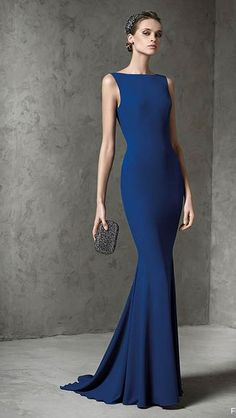 lacivert mezuniyet balo elbise modelleri 2015