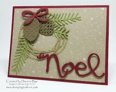 September Stamping to Share Demo Swap - Holiday Favorites - Part Three