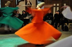【Istanbul·NIGHT】Whirling Dervishes