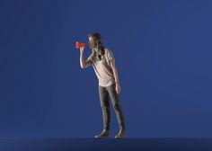 La communication #Moïmee3D #CoolDeLuxe #CourBleue #BHV #Danse #Moïmap #Design