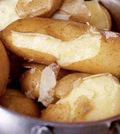 A gyógyító krumplihéj