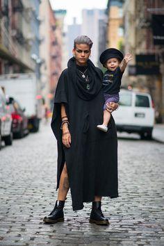 Universe Magazine: New York Style File Vol.1 - Omahyra Mota