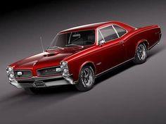 El rojo de la pasion, pasion por los buenos autos.