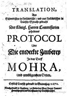 Translation aus Schwedischer Sprache ... der Kön. Herren Commissarien ... - Google Books