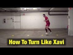 Xavi Skills - How To Turn Like Xavi