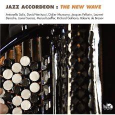 "JAZZ ACCORDEON:"" the new wave ""  various artists"