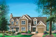 House Plan 25-4672