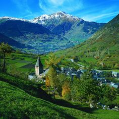 Spain - Pyrenees, Escunhau by visiteurope.com, via Flickr
