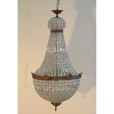 Stately Empire Chandelier | Sweetpea and Willow