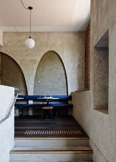 Ester Restaurant Bar by Anthony Gill Architects | Yellowtrace.