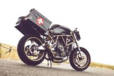 Ducati Super Sport 900 The Operator ~ Return of the Cafe Racers