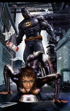 Batman & Mulher Gato by Greg Horn Batman And Catwoman, Batgirl, Comics Girls, Dc Comics, Desenho Do Power Rangers, Green Lantern Movie, Red Lantern, Bruce And Selina, Pulp Fiction Book