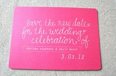 It's Electric! 30 Bright Wedding Treasures on Etsy | OneWed