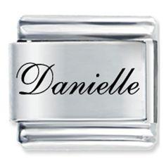Italian Charms Charm Names Name Danny