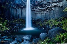 Свартифосс – #Исландия (#IS) Помните, мы писали о Тропе Гигантов и острове Стаффа, привлекающих туристов необычными базальтовыми колоннами, образовавшимися при застывании лавы? Мы нашли для вас еще один подобный объект - водопад Свартифосс в Исландии. Замечательное место, чтобы насладиться красотой, возникающей при взаимодействии двух великих природных сил - земли и воды.  ↳ http://ru.esosedi.org/IS/places/1000043940/svartifoss/