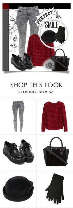 """""""Sin título #530"""" by lululafitte on Polyvore featuring moda, Zara, M&Co, women's clothing, women, female, woman, misses y juniors"""
