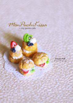 Cream Puff by ~monpuchikissa on deviantART