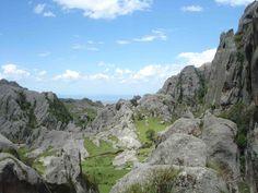 Cerro Blanco, Tanti, Córdoba-Hulumaya