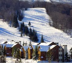 Killington Ski Resort - Killington, Vermont, USA.