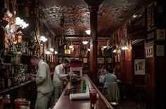 Harry's New York Bar en #París - Euroviajar.com