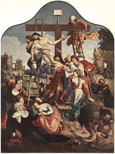 Mabuse - Cristo bajado de la cruz