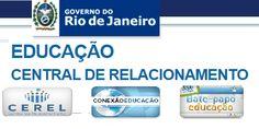 EDUCAÇÃO CENTRAL DE RELACIONAMENTO #seeducrj  #nte  #nterj14